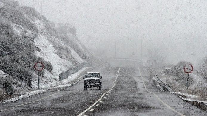 Conducción de invierno, todos los detalles de una revisión efectiva
