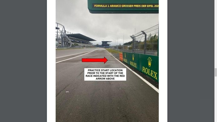 Curso 'anti-Hamilton' de la FIA: así se harán las prácticas de salida en Nürburgring