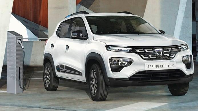 El nuevo Dacia Spring 2021 busca ser un referente del car sharing