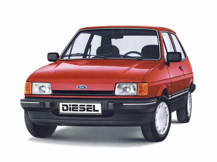 El Ford Fiesta no volverá a ser diésel, nadie lo quiere