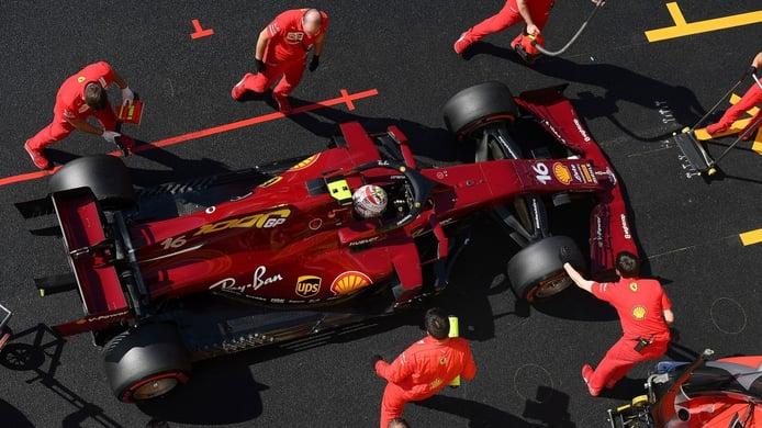 Ferrari utilizará todos sus tokens en una nueva parte trasera para 2021