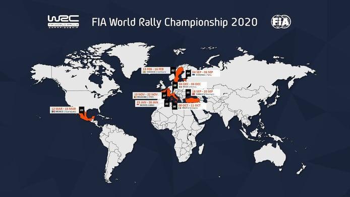 La FIA aprueba que el Rally de Monza cierre el calendario 2020 del WRC