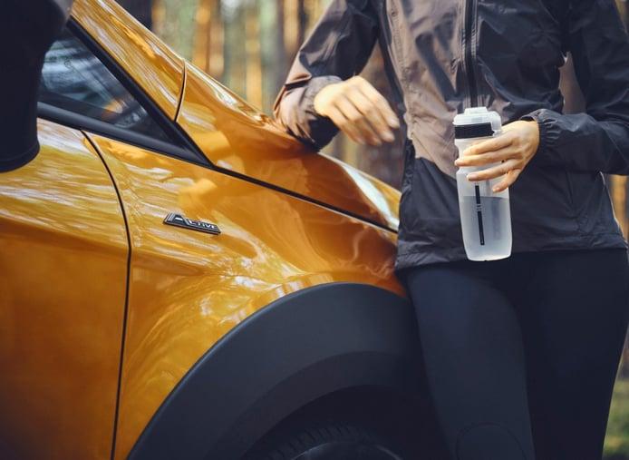 Ford va a lanzar una versión off-road del EcoSport y ya tenemos fecha de llegada