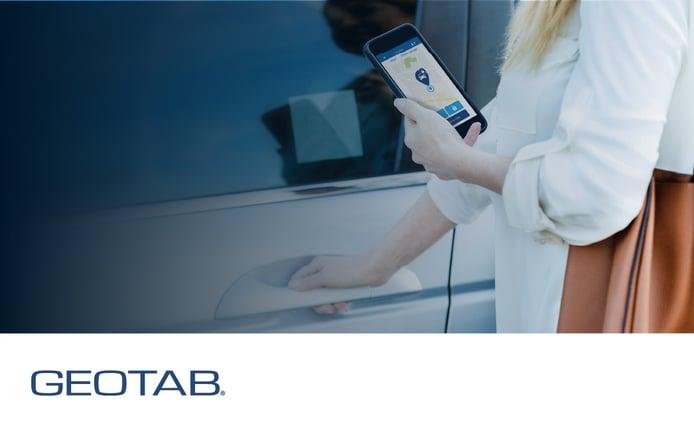 Geotab presenta su solución de control integral de flotas de vehículos compartidos