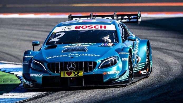 Gerhard Berger: «Espero que Mercedes-AMG esté en el nuevo DTM»