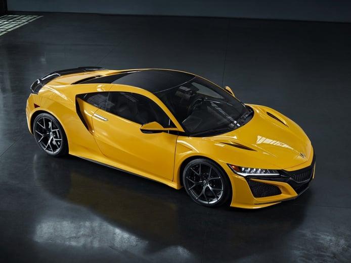 Un informe asegura que Honda está preparando un SUV deportivo con los rasgos del NSX