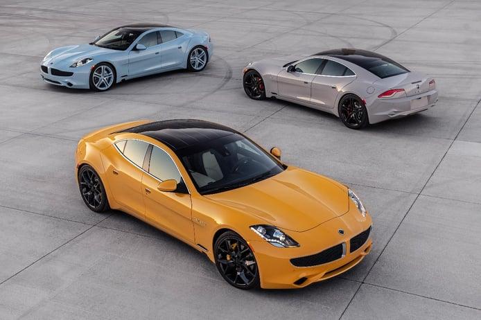 La NHTSA filtra varios supuestos nuevos modelos de Karma Automotive