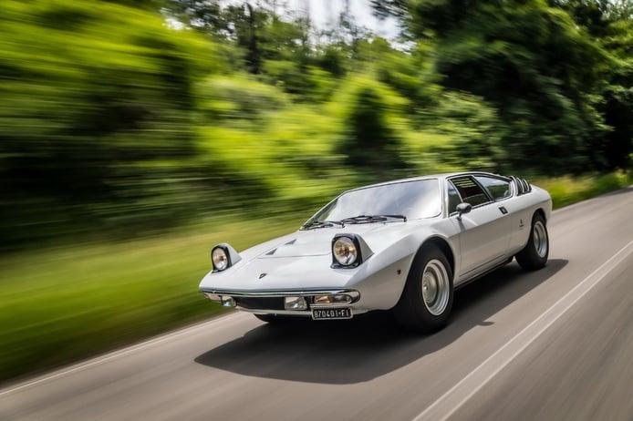 El casi desconocido Lamborghini Urraco celebra este año su 50 aniversario