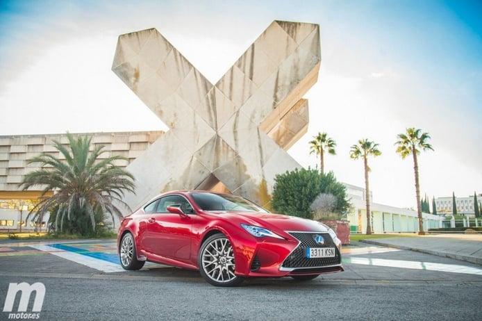 Lexus elimina los IS sedán, RC coupé y CT hatchback de su catálogo 2021 en Europa