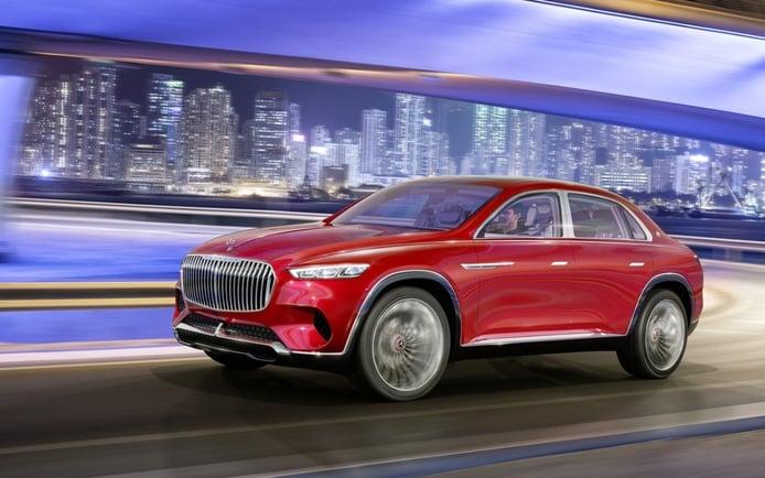 Mercedes estudia crear el nuevo nicho de mercado SUL, las berlinas crossovers
