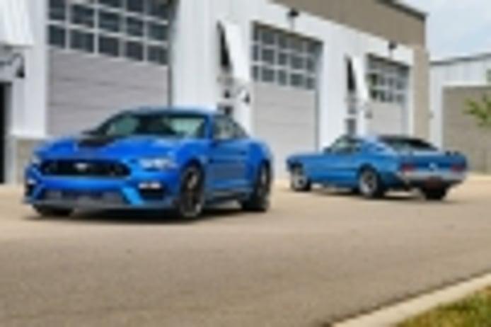El Ford Mustang Mach 1 será solo un poco más caro que el Mustang Bullitt