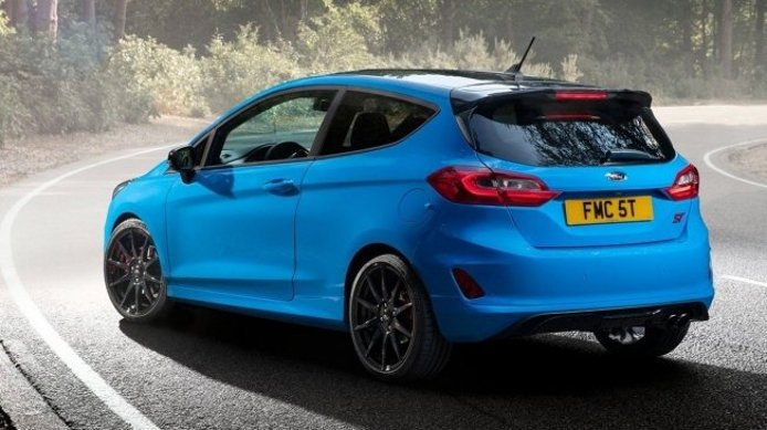 Ford Fiesta ST Edition - posterior