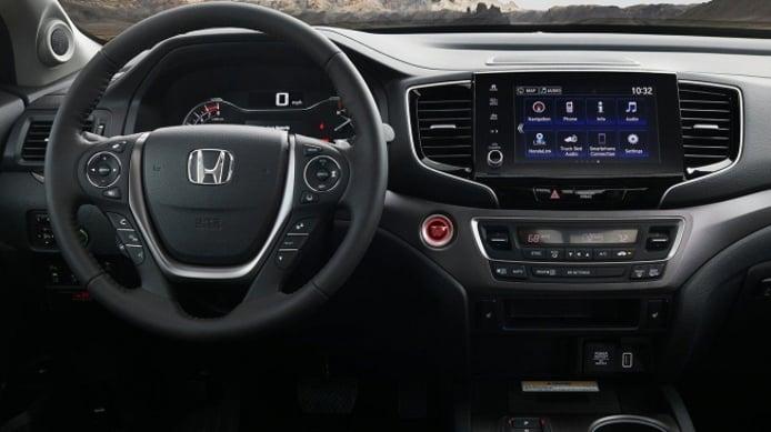 Honda Ridgeline 2021 - interior