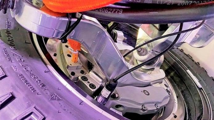 Lordstown Endurance - motor