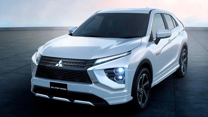 El nuevo Mitsubishi Eclipse Cross PHEV llegará a España