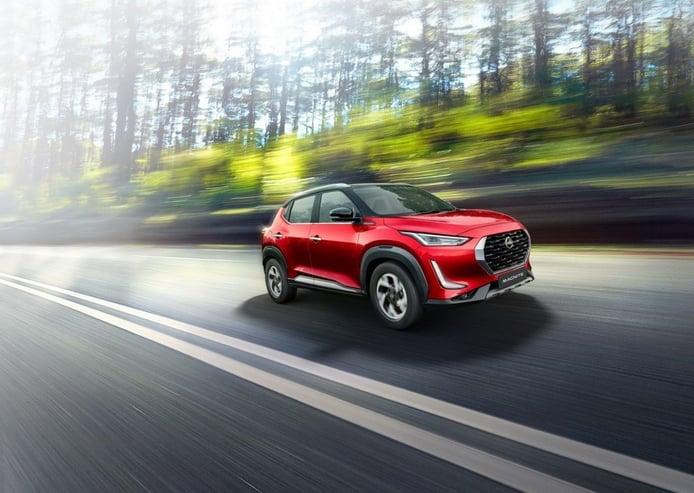 Debuta el nuevo Nissan Magnite, el pequeño SUV de India, a la venta en 2021