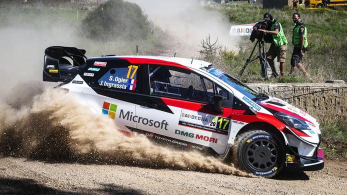Ogier ve como «una gran noticia» la inclusión del Rally de Monza en el WRC