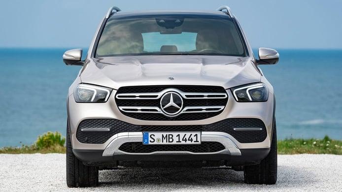 El Mercedes GLE 350 e 4MATIC, un SUV híbrido enchufable, llega a España