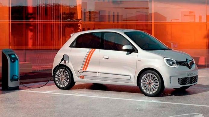 Renault Twingo Z.E., todos los precios y gama del nuevo coche urbano eléctrico