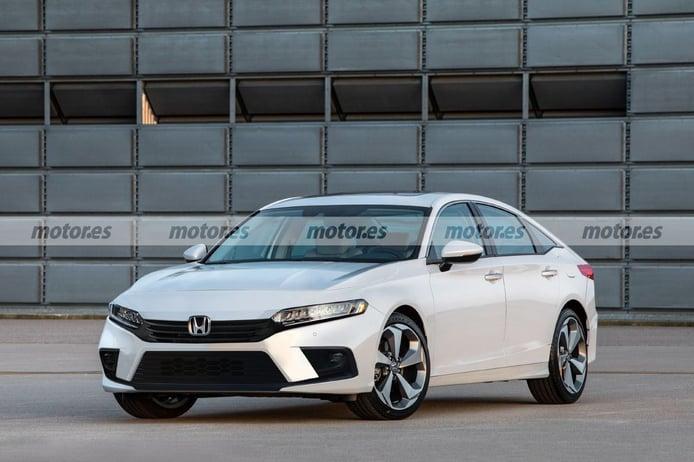 Así será el nuevo Honda Civic hatchback 5 puertas de nueva generación