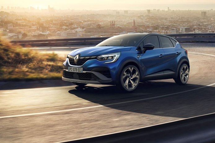 Renault Captur E-Tech Hybrid, nueva versión híbrida más eficiente para 2021