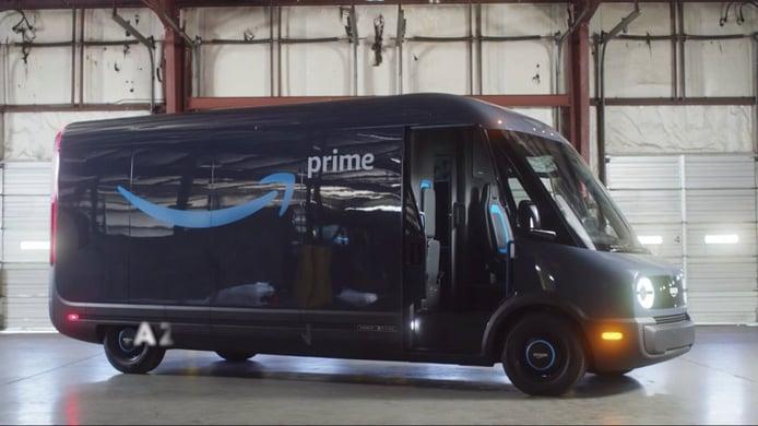 Rivian desvela el primer prototipo y los primeros datos de la nueva furgoneta eléctrica de Amazon