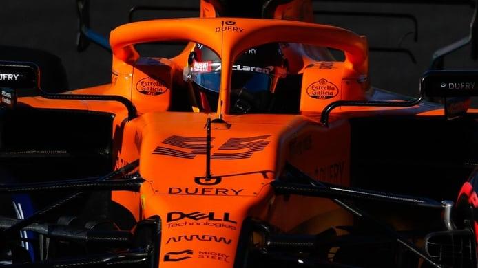 Sainz, 6º en una carrera que lideró: «Siempre voy a luchar el primero»