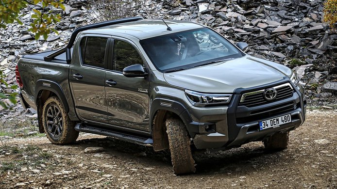 La comercialización en España del Toyota Hilux 2021 arranca de manera oficial