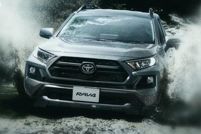 Toyota estudia lanzar la versión RAV4 TRD Off-road Package en nuevos mercados