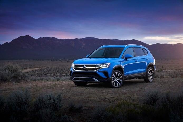 Volkswagen Taos: el nuevo crossover compacto norteamericano ya es oficial
