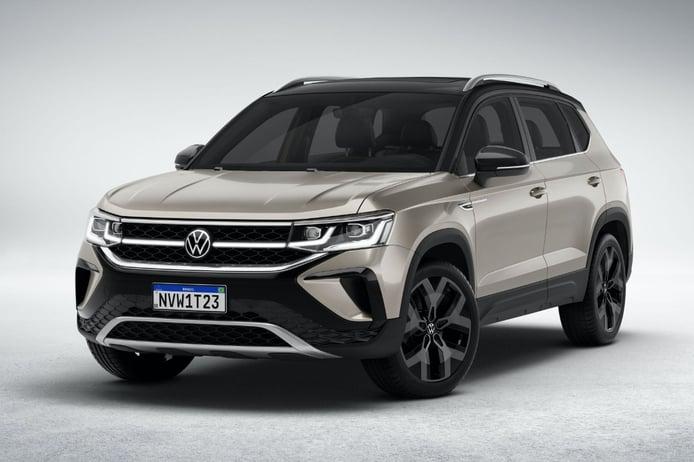 Desvelado el nuevo Volkswagen Taos destinado a Latinoamérica