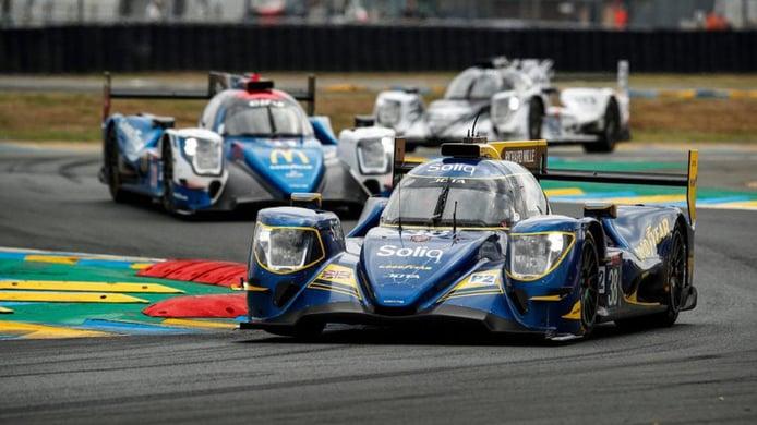 Las 24 Horas de Le Mans de 2021 volverán a tener su test previo