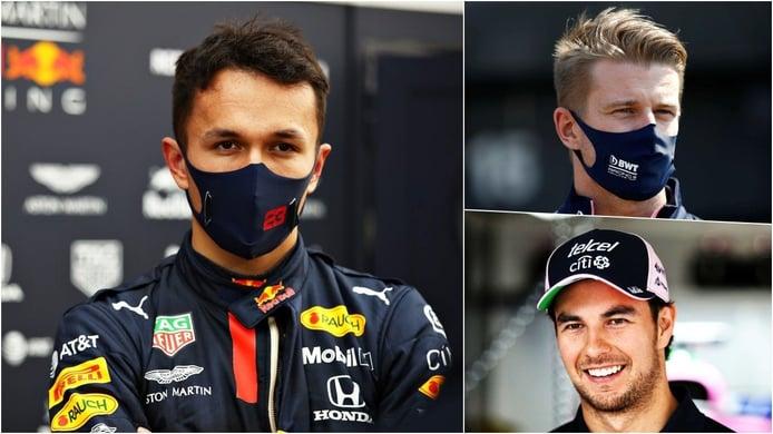 ¿Albon, Pérez o Hülkenberg? Red Bull no decidirá hasta diciembre