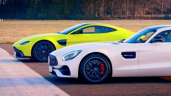 Aston Martin se unirá a Mercedes como proveedor del Safety Car de la F1
