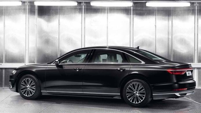 Audi debate el futuro del A8 2024, en el aire una nueva generación de combustión
