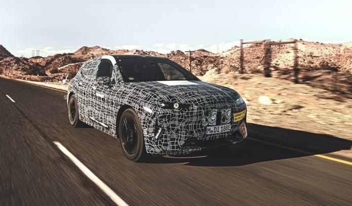 BMW iNEXT y M NEXT, los dos SUV más exclusivos de la firma llegarán en 2022