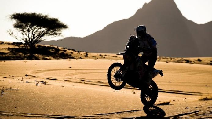 El Dakar 2021 pierde un notable número de inscritos en motos y quads