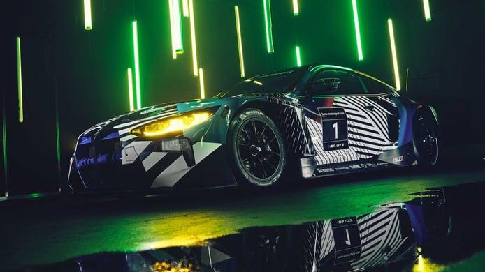 El desarrollo del nuevo BMW M4 GT3 sigue su curso a buen paso