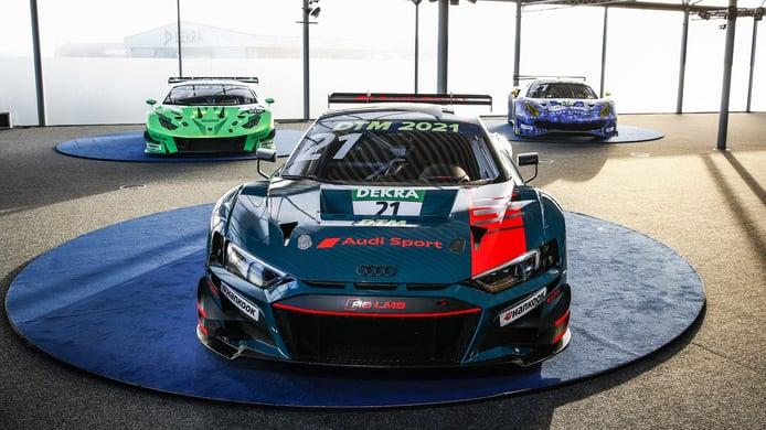 El DTM anuncia su calendario 2021, primero de su nueva etapa GT3