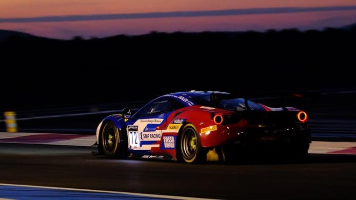 El Ferrari #72 lidera el doblete de Ferrari en la 'qualy' de Paul Ricard
