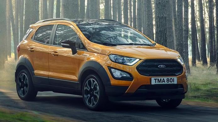 Ford EcoSport Active 2021, todos los detalles de la versión más aventurera