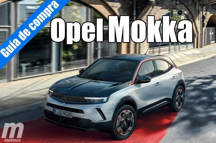 Guía de compra: Opel Mokka