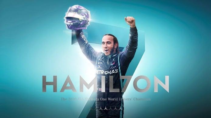 Hamilton iguala a Schumacher y ya es heptacampeón del mundo de Fórmula 1
