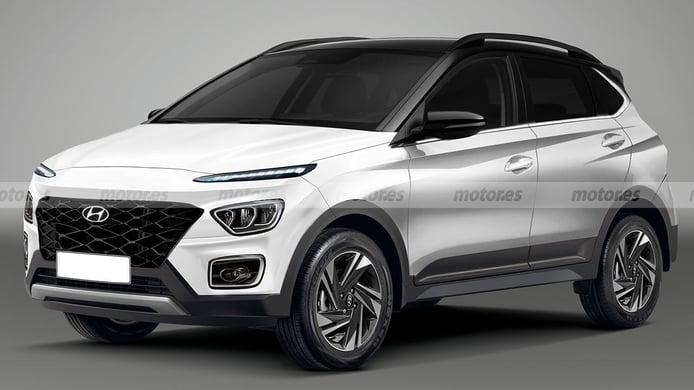 Hyundai Bayon, un nuevo SUV para ocupar el puesto del i20 Active