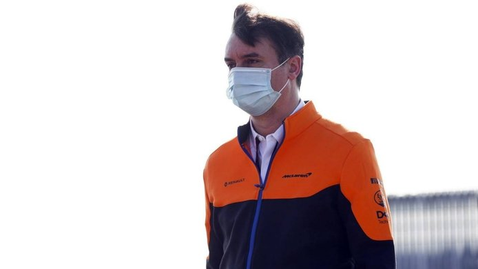 James Key, satisfecho con la adaptación del motor Mercedes al McLaren de 2021