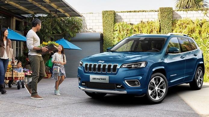 Jeep seguirá en China y pondrá en marcha una nueva estrategia
