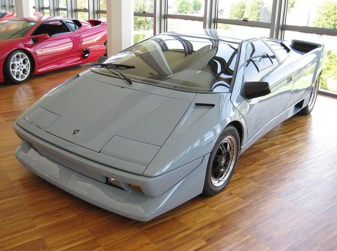 Lamborghini P132: el proyecto original del Lamborghini Diablo y origen del Cizeta V16T