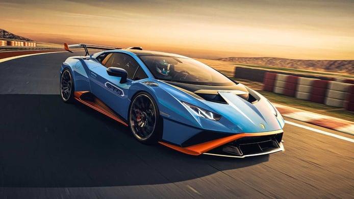 El Lamborghini Huracán STO es una bestia especialmente configurada para pista con 630 CV