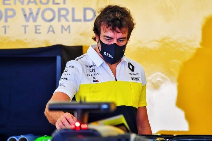 Massa avisa a Ocon: «Alonso ha sido mi compañero de equipo más duro»