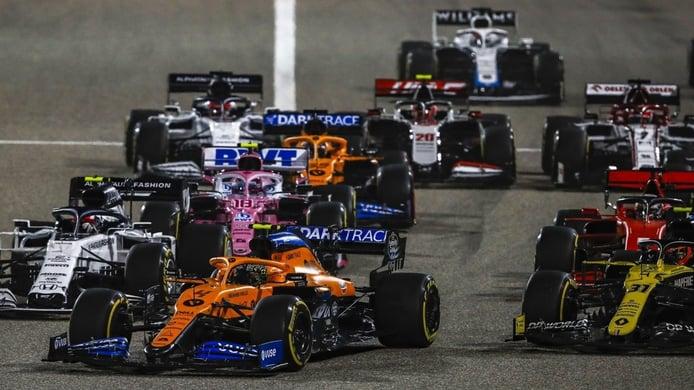 McLaren golpea y Ferrari se descuelga: así está la lucha por el tercer puesto